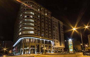 HOTEL TAFILALET MEKNES