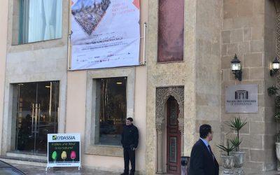 Participation et sponsoring de la « Journée Nationale de l'Architecte » 14/01/2019 au palais des congrès, Salé Bouregreg.