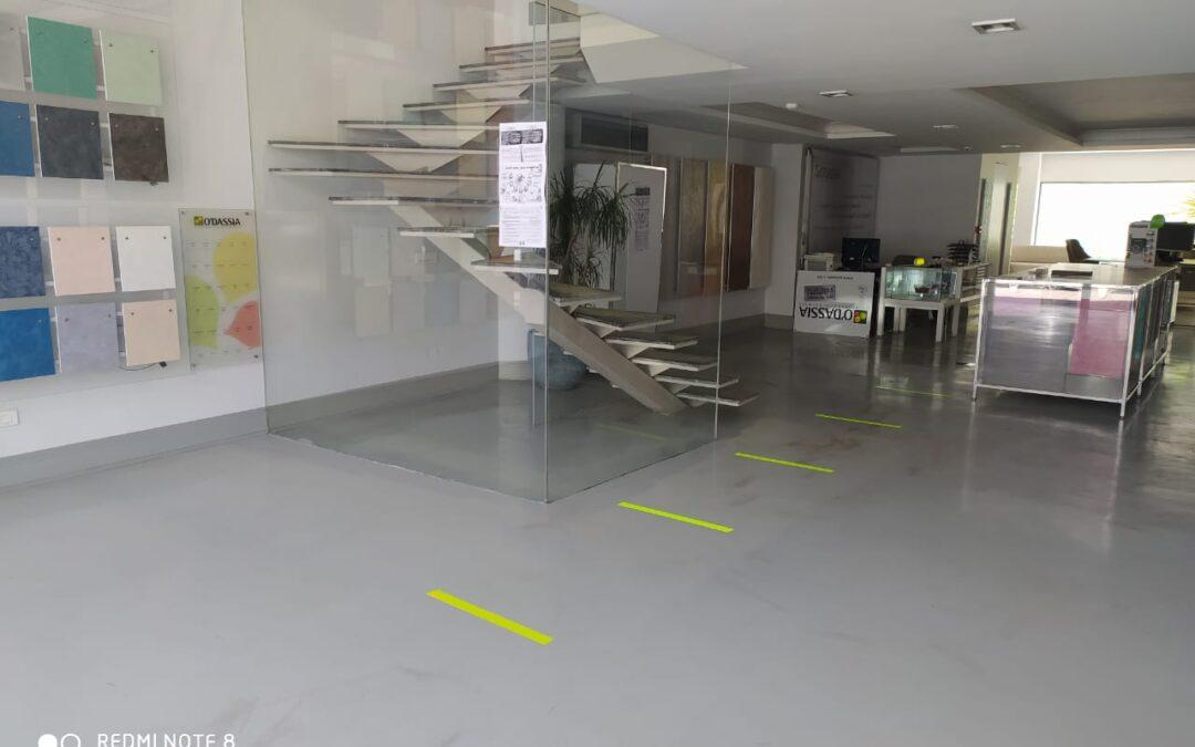 O'dassia réouvre ses portes avec le respect des mesures sanitaires strictes pour la sécurité de sa clientèle.